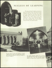 Page 8, 1950 Edition, Central Catholic High School - Towers Yearbook (Pittsburgh, PA) online yearbook collection