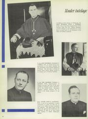 Page 12, 1954 Edition, Central Catholic High School - Towers Yearbook (Pittsburgh, PA) online yearbook collection