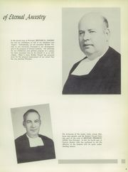 Page 13, 1954 Edition, Central Catholic High School - Towers Yearbook (Pittsburgh, PA) online yearbook collection