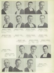 Page 15, 1954 Edition, Central Catholic High School - Towers Yearbook (Pittsburgh, PA) online yearbook collection