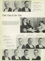 Page 16, 1954 Edition, Central Catholic High School - Towers Yearbook (Pittsburgh, PA) online yearbook collection