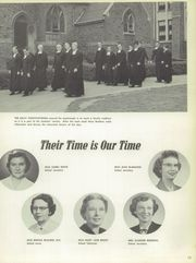 Page 17, 1956 Edition, Central Catholic High School - Towers Yearbook (Pittsburgh, PA) online yearbook collection