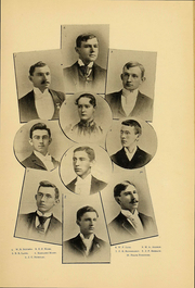 Page 8, 1894 Edition, Gettysburg College - Spectrum Yearbook (Gettysburg, PA) online yearbook collection