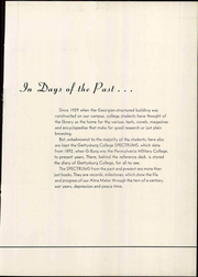 Page 11, 1954 Edition, Gettysburg College - Spectrum Yearbook (Gettysburg, PA) online yearbook collection