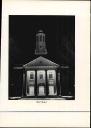 Page 13, 1954 Edition, Gettysburg College - Spectrum Yearbook (Gettysburg, PA) online yearbook collection
