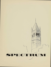 Page 3, 1960 Edition, Gettysburg College - Spectrum Yearbook (Gettysburg, PA) online yearbook collection