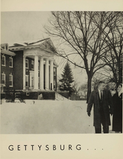 Page 5, 1960 Edition, Gettysburg College - Spectrum Yearbook (Gettysburg, PA) online yearbook collection
