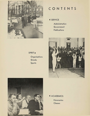 Page 8, 1960 Edition, Gettysburg College - Spectrum Yearbook (Gettysburg, PA) online yearbook collection