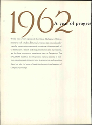 Page 8, 1962 Edition, Gettysburg College - Spectrum Yearbook (Gettysburg, PA) online yearbook collection