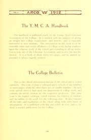 Page 113, 1912 Edition, Westminster College - Argo Yearbook (New Wilmington, PA) online yearbook collection