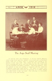 Page 114, 1912 Edition, Westminster College - Argo Yearbook (New Wilmington, PA) online yearbook collection