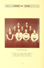 Page 122, 1912 Edition, Westminster College - Argo Yearbook (New Wilmington, PA) online yearbook collection