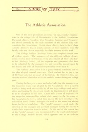 Page 154, 1912 Edition, Westminster College - Argo Yearbook (New Wilmington, PA) online yearbook collection