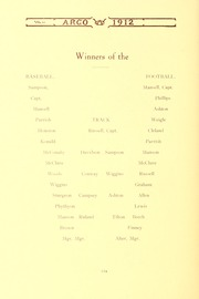 Page 158, 1912 Edition, Westminster College - Argo Yearbook (New Wilmington, PA) online yearbook collection