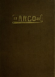 Page 1, 1920 Edition, Westminster College - Argo Yearbook (New Wilmington, PA) online yearbook collection