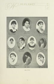 Page 15, 1920 Edition, Westminster College - Argo Yearbook (New Wilmington, PA) online yearbook collection
