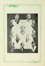Page 12, 1922 Edition, Westminster College - Argo Yearbook (New Wilmington, PA) online yearbook collection