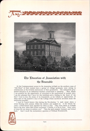 Page 16, 1925 Edition, Westminster College - Argo Yearbook (New Wilmington, PA) online yearbook collection