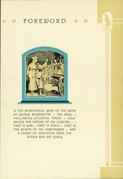 Page 15, 1933 Edition, Westminster College - Argo Yearbook (New Wilmington, PA) online yearbook collection