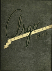 Page 1, 1939 Edition, Westminster College - Argo Yearbook (New Wilmington, PA) online yearbook collection