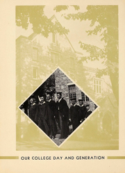 Page 4, 1939 Edition, Westminster College - Argo Yearbook (New Wilmington, PA) online yearbook collection