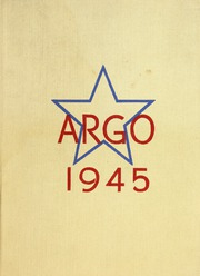 Page 1, 1945 Edition, Westminster College - Argo Yearbook (New Wilmington, PA) online yearbook collection
