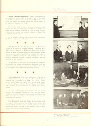 Page 17, 1945 Edition, Westminster College - Argo Yearbook (New Wilmington, PA) online yearbook collection
