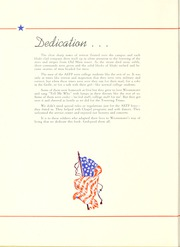 Page 8, 1945 Edition, Westminster College - Argo Yearbook (New Wilmington, PA) online yearbook collection