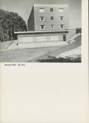 Page 10, 1954 Edition, Westminster College - Argo Yearbook (New Wilmington, PA) online yearbook collection