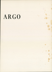 Page 5, 1954 Edition, Westminster College - Argo Yearbook (New Wilmington, PA) online yearbook collection