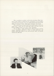 Page 8, 1956 Edition, Westminster College - Argo Yearbook (New Wilmington, PA) online yearbook collection