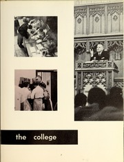 Page 11, 1957 Edition, Westminster College - Argo Yearbook (New Wilmington, PA) online yearbook collection