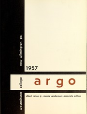 Page 5, 1957 Edition, Westminster College - Argo Yearbook (New Wilmington, PA) online yearbook collection