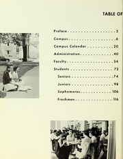 Page 8, 1961 Edition, Westminster College - Argo Yearbook (New Wilmington, PA) online yearbook collection