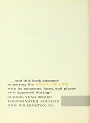 Page 12, 1963 Edition, Westminster College - Argo Yearbook (New Wilmington, PA) online yearbook collection
