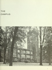 Page 13, 1964 Edition, Westminster College - Argo Yearbook (New Wilmington, PA) online yearbook collection