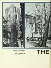 Page 6, 1964 Edition, Westminster College - Argo Yearbook (New Wilmington, PA) online yearbook collection