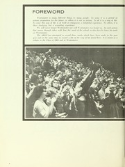 Page 8, 1964 Edition, Westminster College - Argo Yearbook (New Wilmington, PA) online yearbook collection