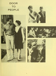 Page 13, 1965 Edition, Westminster College - Argo Yearbook (New Wilmington, PA) online yearbook collection