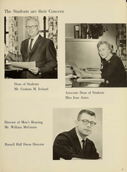 Page 10, 1966 Edition, Westminster College - Argo Yearbook (New Wilmington, PA) online yearbook collection
