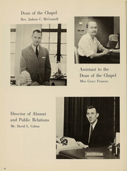 Page 11, 1966 Edition, Westminster College - Argo Yearbook (New Wilmington, PA) online yearbook collection