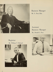 Page 13, 1966 Edition, Westminster College - Argo Yearbook (New Wilmington, PA) online yearbook collection