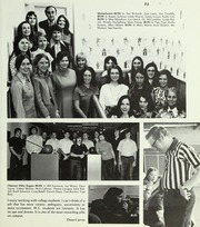 Page 13, 1973 Edition, Westminster College - Argo Yearbook (New Wilmington, PA) online yearbook collection
