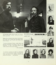Page 14, 1973 Edition, Westminster College - Argo Yearbook (New Wilmington, PA) online yearbook collection