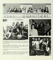 Page 8, 1973 Edition, Westminster College - Argo Yearbook (New Wilmington, PA) online yearbook collection