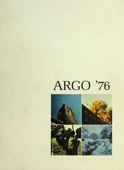 Page 1, 1976 Edition, Westminster College - Argo Yearbook (New Wilmington, PA) online yearbook collection