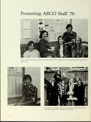 Page 14, 1976 Edition, Westminster College - Argo Yearbook (New Wilmington, PA) online yearbook collection