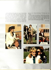 Page 16, 1985 Edition, Westminster College - Argo Yearbook (New Wilmington, PA) online yearbook collection