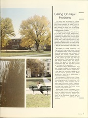 Page 7, 1986 Edition, Westminster College - Argo Yearbook (New Wilmington, PA) online yearbook collection