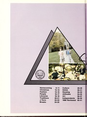 Page 8, 1986 Edition, Westminster College - Argo Yearbook (New Wilmington, PA) online yearbook collection